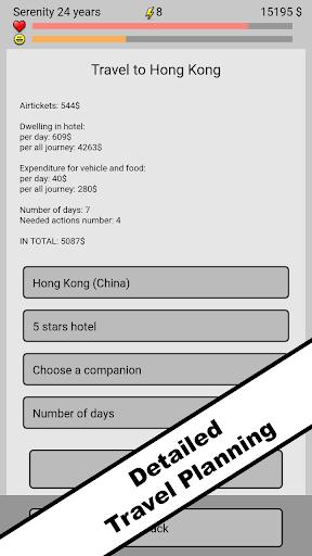 Life simulator. New life 2 1.2.3.8 screenshots 5