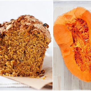 Pumpkin Bread With Pumpkin Seeds