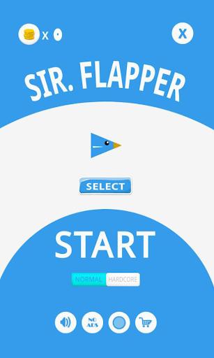 Sir. Flapper