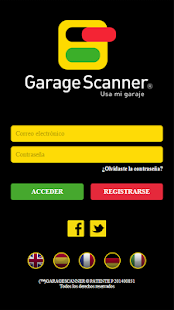 GARAGE SCANNER- screenshot thumbnail