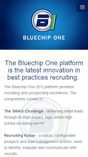 Bluechip One - náhled