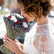 Wedding photographer Irina Rodina (irinarodina). Photo of 01.11.2018