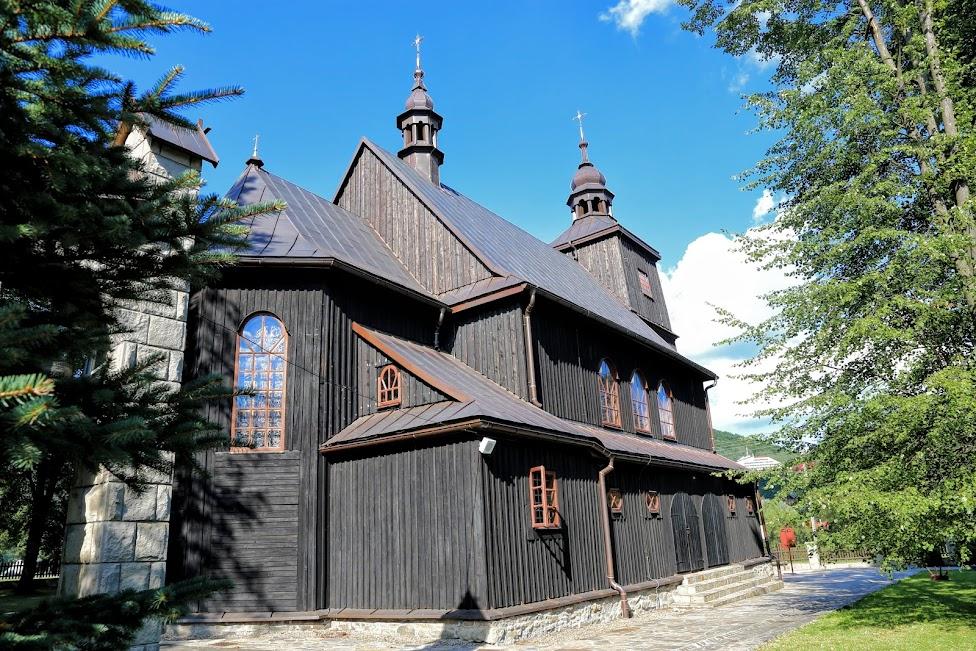 Wysowa-Zdrój - kościół