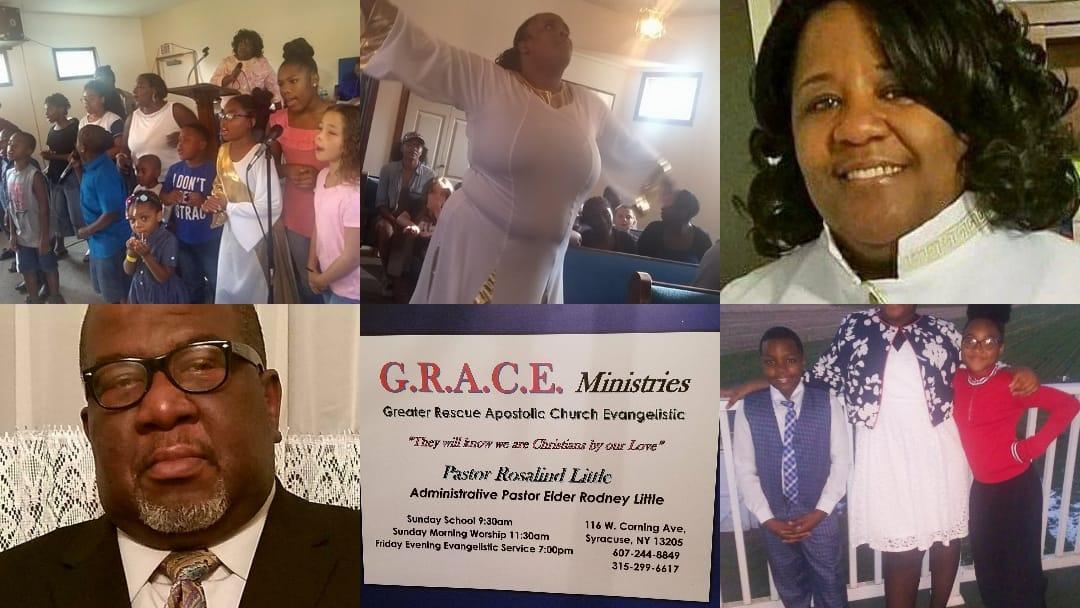 G R A C E MINISTRIES - Apostolic Church in Syracuse, NY