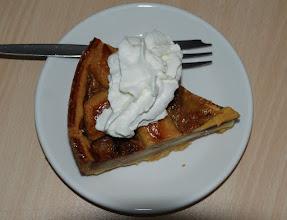 Photo: huisgemaakt appelgebak