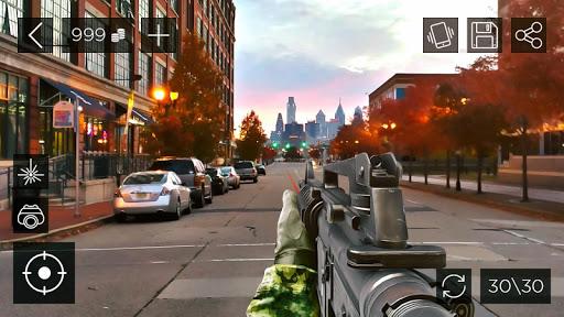 Gun Camera 3D Simulator 1.2 Cheat screenshots 2