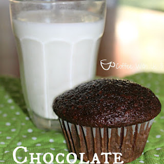Chocolate Beet Muffin