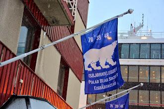 Photo: Hammerfest - the home of the Polar Bear Society