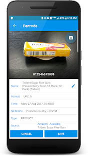 SoftScan - Barcode Scanner and Price Comparison- screenshot thumbnail