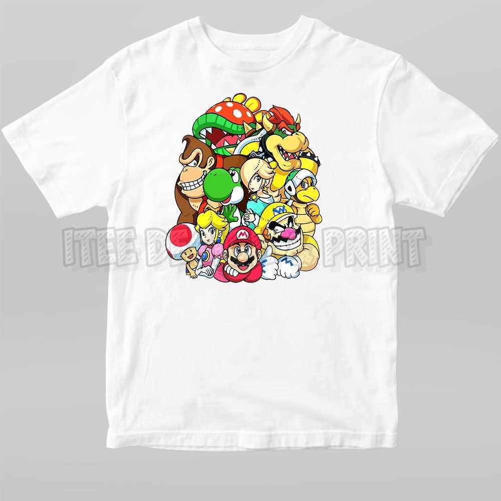 Mario Family 6
