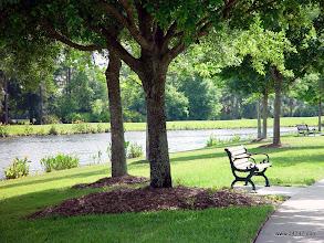 Photo: Lakeside Canal, Celebration, FL