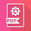 PDF Reader: All PDF, PDF Tools and Image to PDF icon