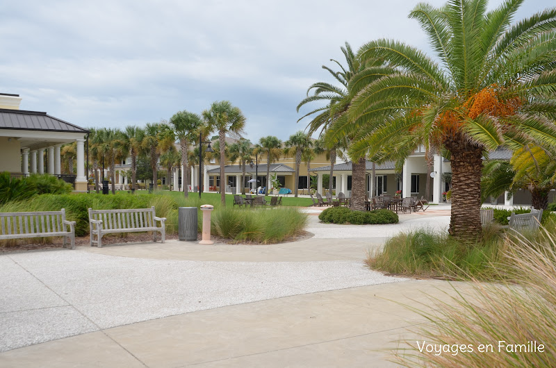 Beach village jekyll island