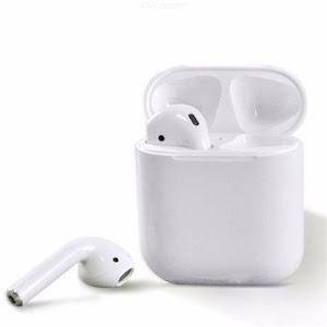 Casti Bluetooth Wireless i12 TWS Waterproof, Touch Control, 3D Sound