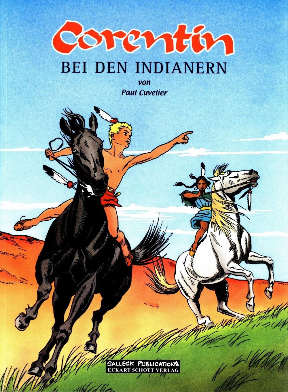 Corentin bei den Indianern (2000)