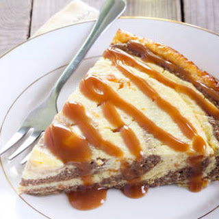 Cheesecake Factory Salted Caramel Cheesecake Copycat
