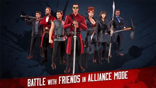 Into the Badlands Blade Battle 3