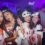 private halloween party at HQ in Hong Kong in Hong Kong, , Hong Kong SAR