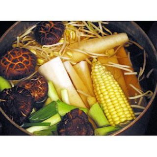 Chinese Vegetarian Stock