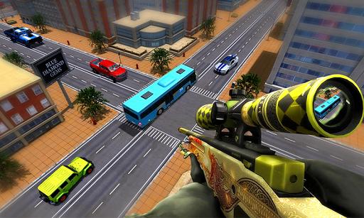 Code Triche New Sniper Shooting 2020 u2013 Shooting Games Free APK MOD screenshots 3
