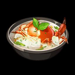 Súp Hải Sản Hoa Calla Lily - Calla Lily Seafood Soup