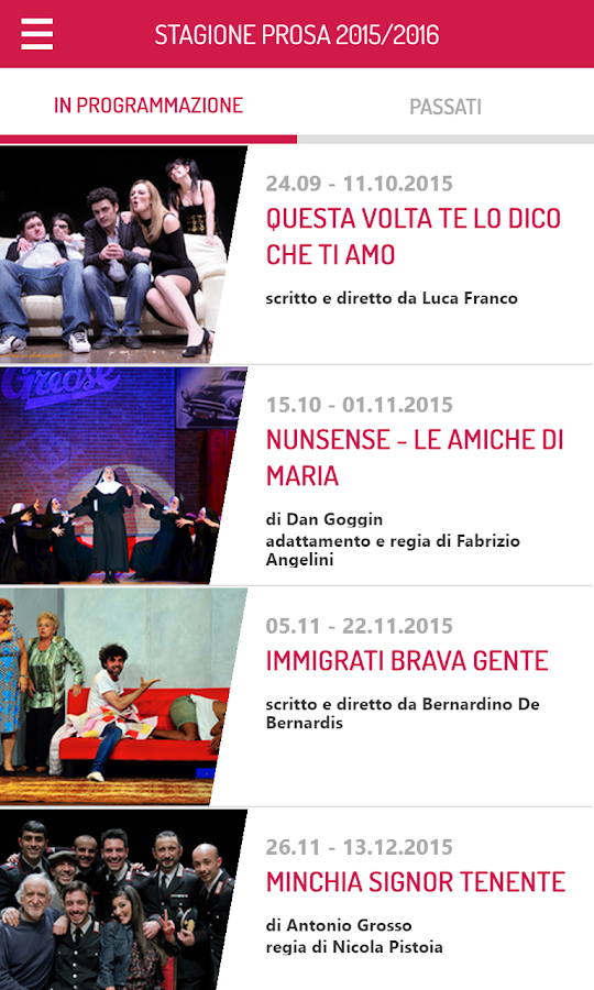 Teatro Martinitt- screenshot