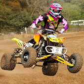 ATV Cross Racing