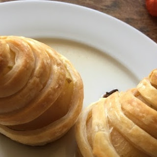 Pear in Puff Pastry