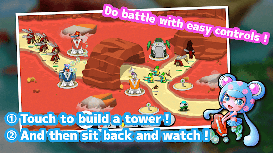 FRODDY ~ FROGS TOWER DEFENSE- screenshot thumbnail