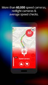 Speed Cameras & Traffic Sygic v3.4