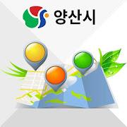 양산시환경방사선안전정보 아이콘