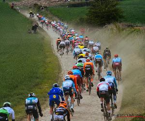 📷  Werken aan kasseien Parijs-Roubaix zijn begonnen: heraanleg van Mons-en-Pévèle