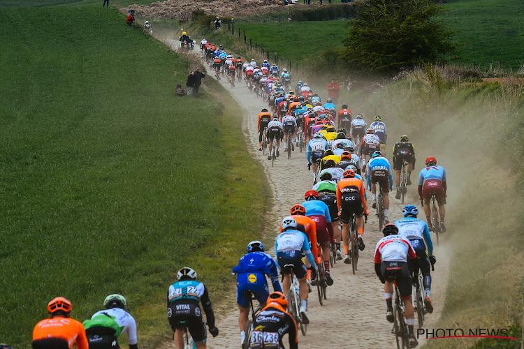 Parijs-Roubaix komt in het gedrang door te hoge coronacijfers
