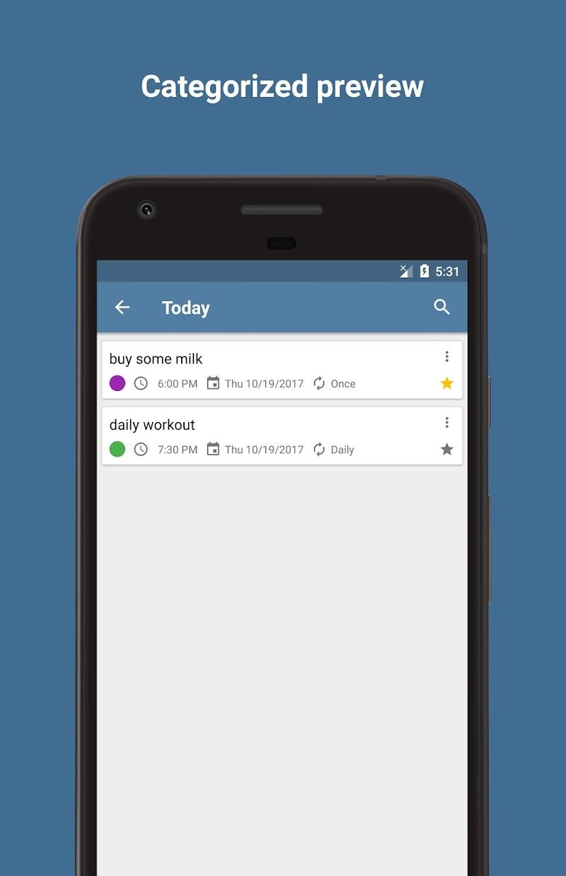 Reminder Pro Screenshot 4