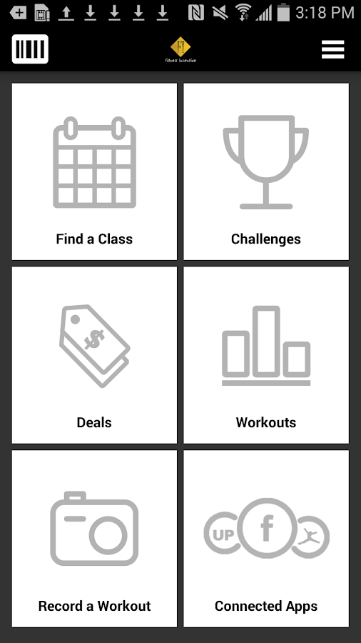 Fitness Incentive- screenshot