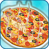 Pizza Fast Food Cooking games