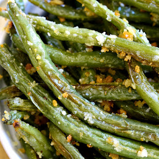 Parmesan Roasted Green Beans.