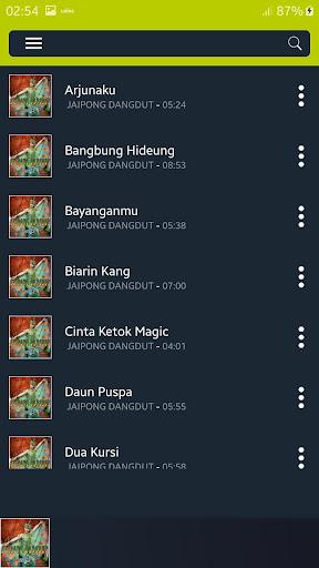 لقطات شاشة Lagu Jaipong Dangdut MP3 2
