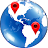 Track Location & Car logo