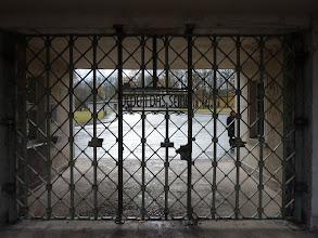 Photo: Gedenkstätte Buchenwald, Eingang
