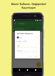 Döviz Merkezi - Alarm'lı & Widget'lı - náhled