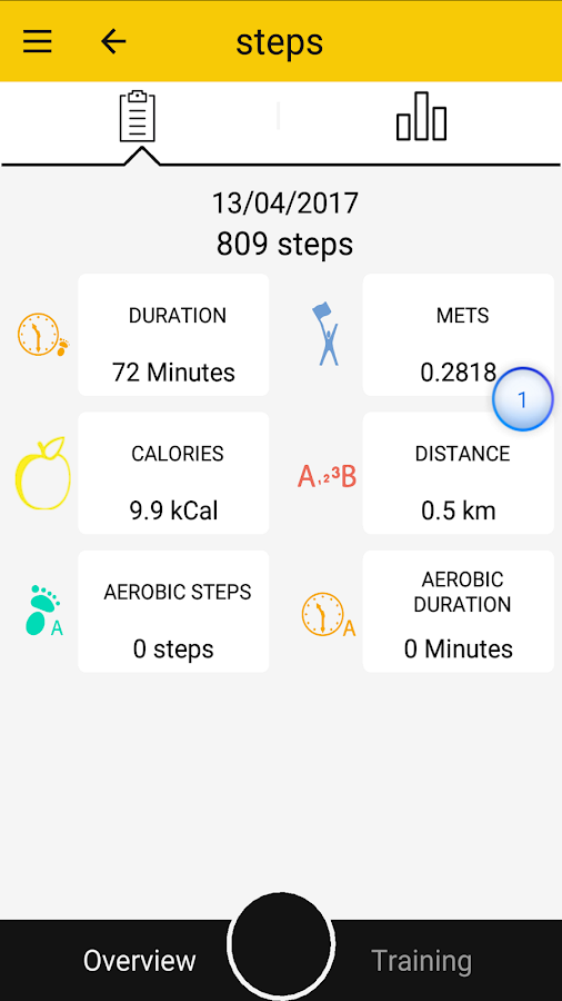fitmefit move- screenshot
