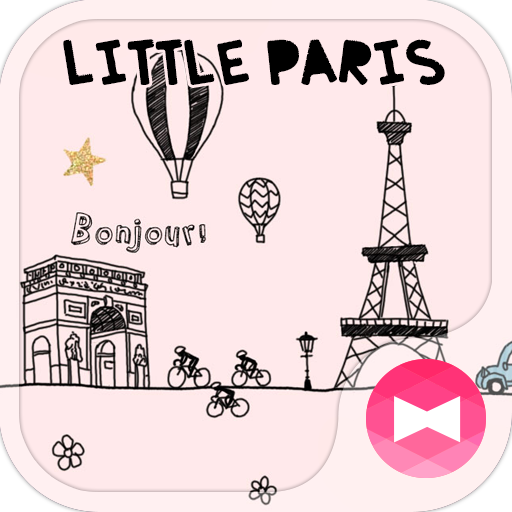 Cute Theme-Little Paris- Icon