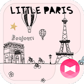 Cute Theme-Little Paris-