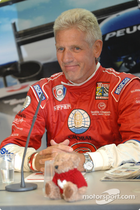 Don Kitch at the 2009 24 Hours of Le Mans race