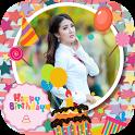 Happy Birthday Card Maker icon