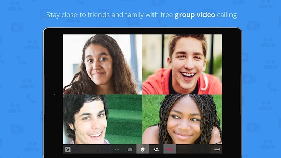 ooVoo Video Call, Text & Voice- screenshot thumbnail