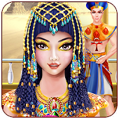 Egypt Princess Make up