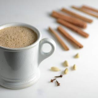 Paleo Chai Latte
