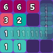Impossible Nine - Merge Puzzle